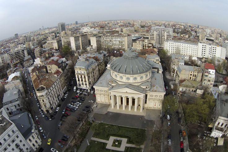 Fotografie aeriană, realizată în Bucureşti, luni, 24 martie 2014. (  Cătălin Cădan / Mediafax Foto  ) - See more at: http://zoom.mediafax.ro/travel/vederi-aeriene-din-romania-13244731#sthash.dKOeESwd.dpuf