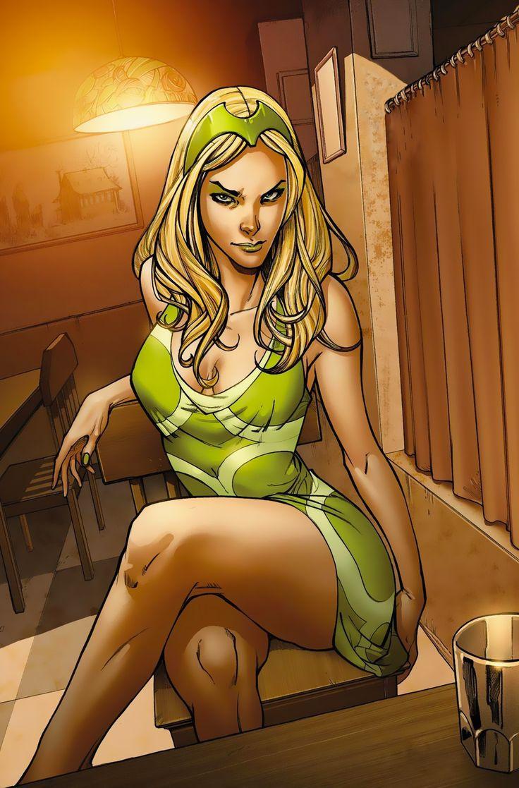 Marvel comic porn