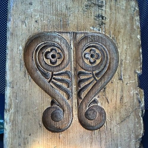 Another carved piece I couldn't resist £8 #Colondannes  (at Petersfield Town)