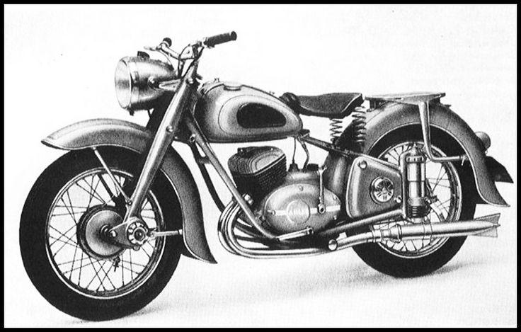 Adler Favorit - 1950