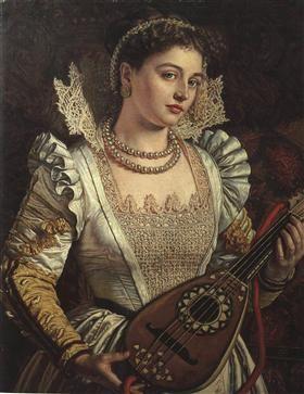 Bianca - William Holman Hunt