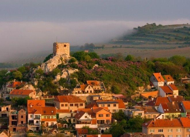 Palava, Moravian Wine Region, Czech Republic