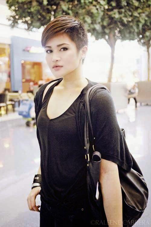 Stylish trendy look Hairstyles 2014 imgf657da903b96f3aa3