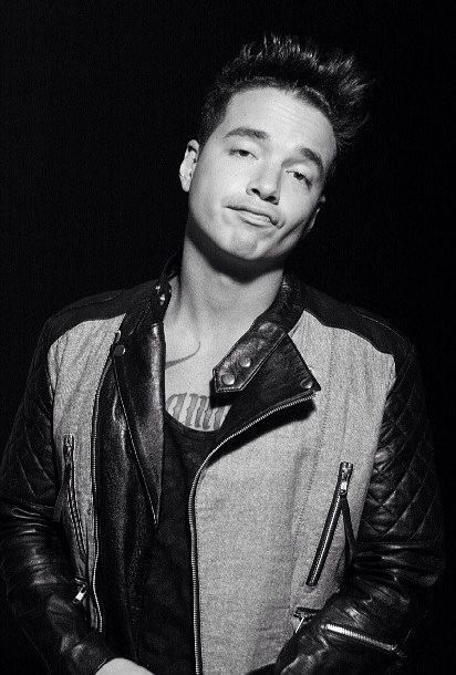 J Balvin -- give me just one night with this beautiful human being...
