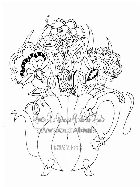 auntie xiuzhen coloring book pages - photo#49
