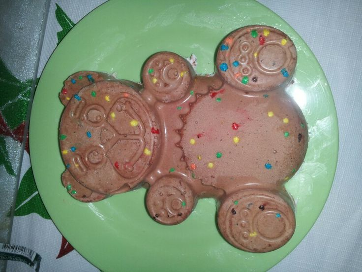 Teddy bear icecream