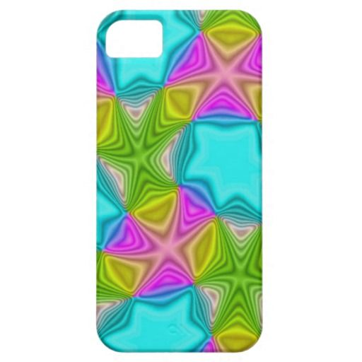 Crazy Color Pattern iPhone 5 Cases