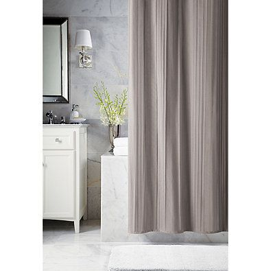Buy WamsuttaR Classic Stripe X Shower Curtain From At Bed Bath Beyond Create An Elegant Oasis In Your Bathroom With The Wamsutta