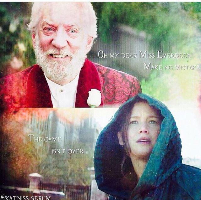 Katniss vs Snow