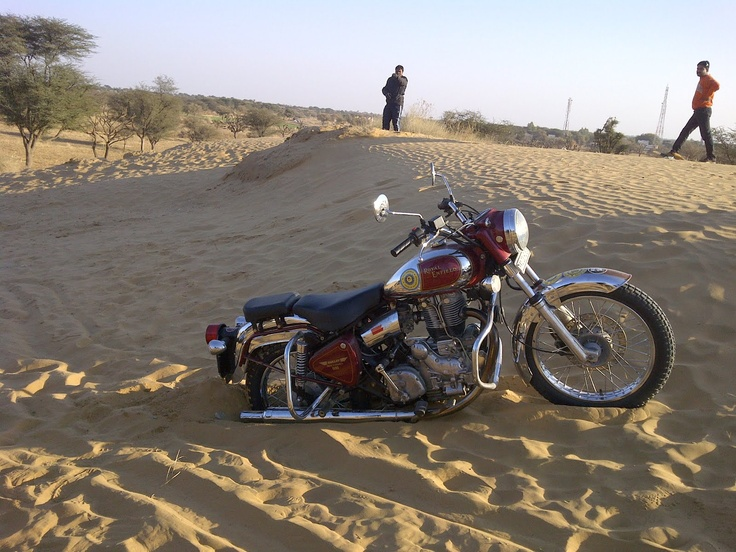 Royal Enfield Tour of Rajasthan