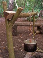 Ravenlore Bushcraft and Wilderness Skills. Projects