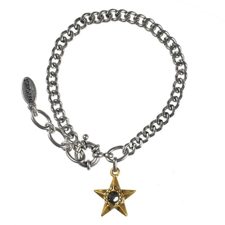 Hultquist-Copenhagen Majestic Star Bracelet - BiColour