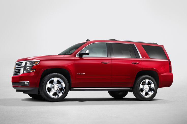 Chevrolet 2015 TAHOE
