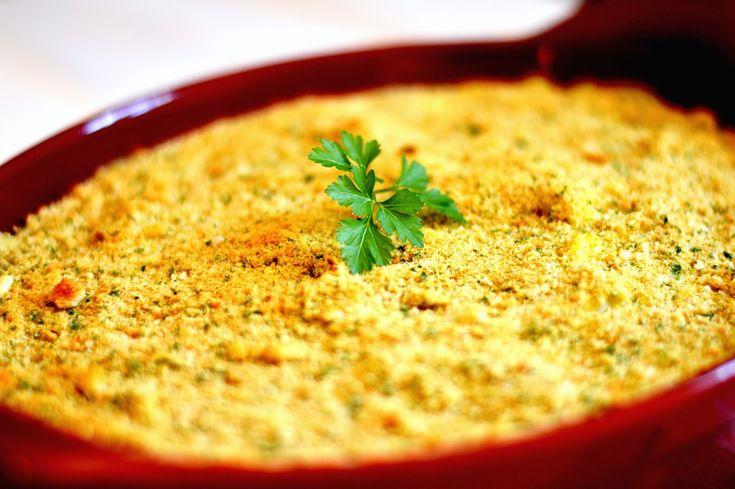 Bimby & Sabores da Vida: Bacalhau Dourado com Batata Doce e Leite de Coco