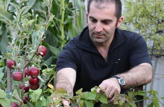 La agricultura urbana es una de las soluciones para garantizar la seguridad alimentaria en el mundo. Este es el pensamiento del permaculturista Geoff Lawto