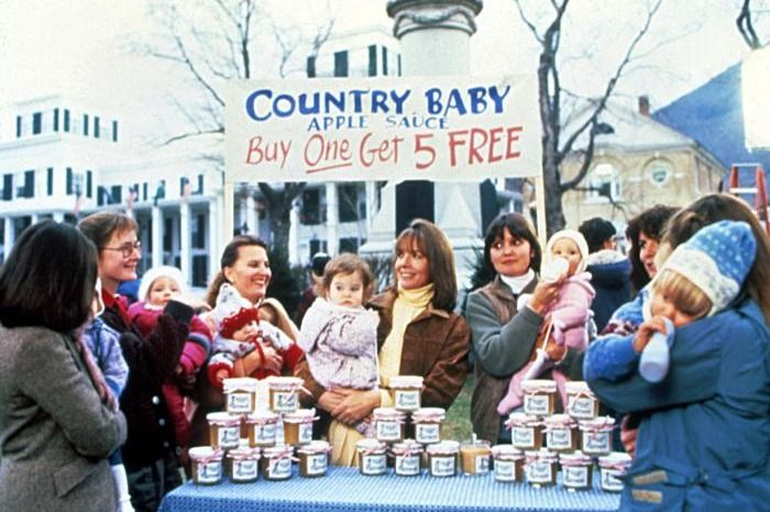 baby boom movie | How Baby Boom Set the Template for Future Movies About Working Mothers
