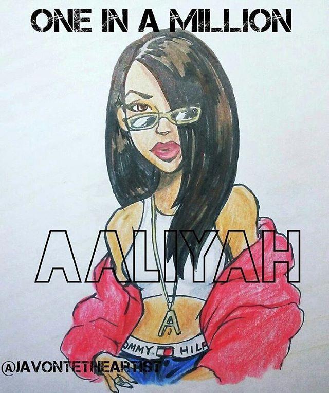 Aaliyah Archives - #OIAM Aaliyah Era by @javontetheartist ❤...