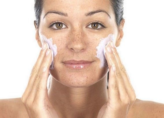 how to get rid of dry skin overnight on face