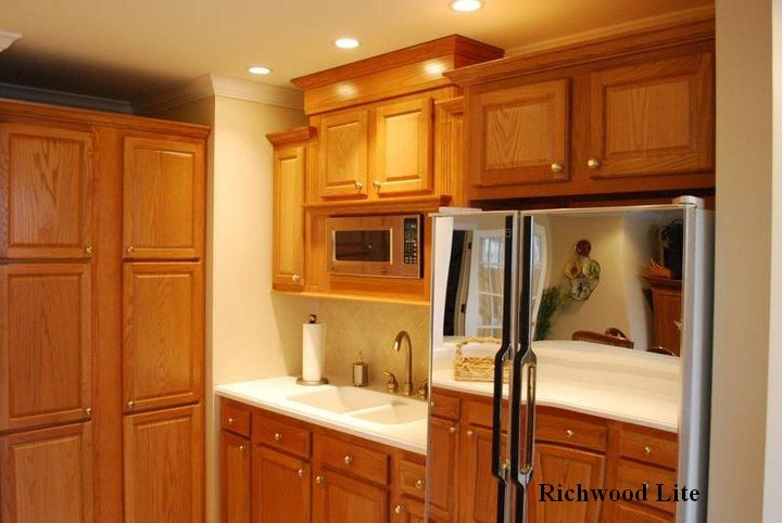 Richwood Lite Kitchen Kompact Cabinets