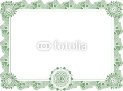 Blank Certificate Templates | Vector: blank certificate template