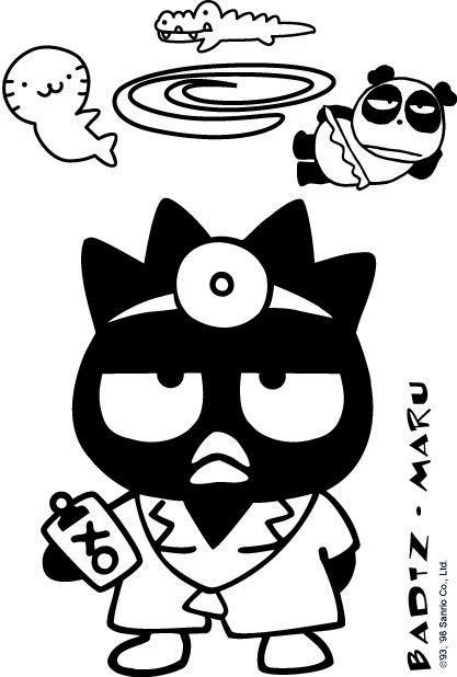 Badtz-Maru - Sanrio Wallpaper (56169) - Fanpop | badtz maru ...