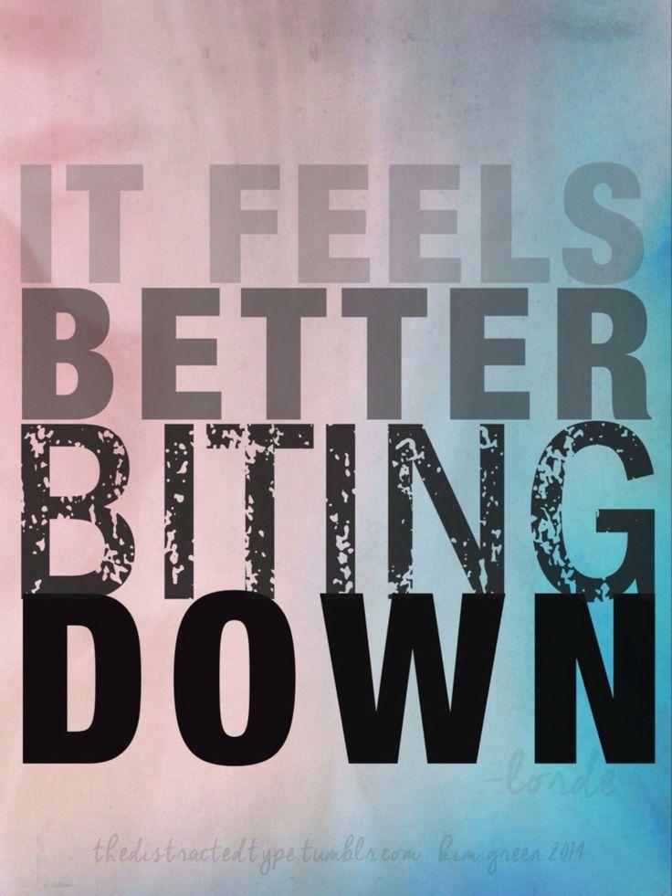 bite down lyrics bastille vs haim