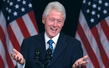 "August 17, 1998. Bill Clinton addresses the nation to change his tune regarding Monica Lewinsky. ""Indeed, I did have a relationship with Miss Lewinsky that was not appropriate. In fact, it was wrong."""