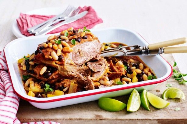 Put a new spin on traditional stew with this Mexican-inspired recipe.
