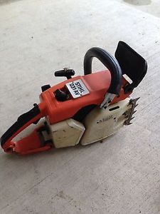 Best 9 stihl chainsaw references images on pinterest stihl kinda small but works for now back right greentooth Gallery