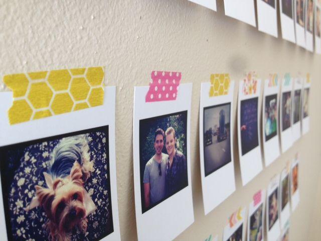 #printstagram Good scrapbook idea