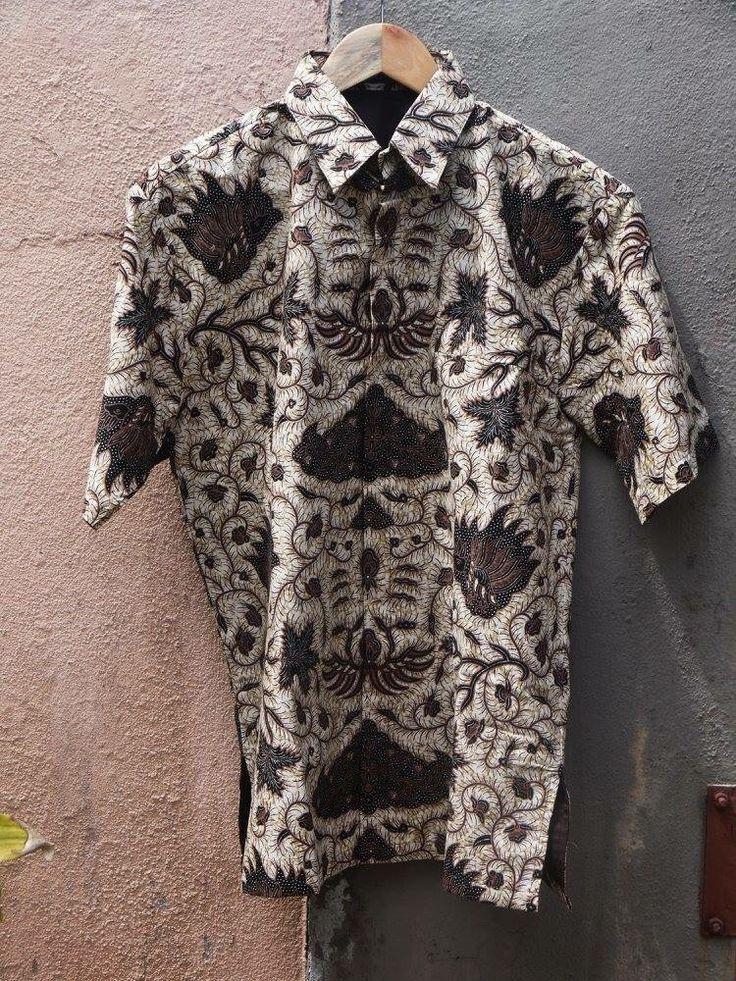 Batik shirt for men  8  Pinterest