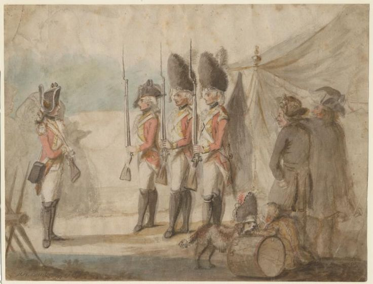 a comparison of the british army and the american army from a patriots perspective Without france, the entire american revolution would have devolved  they  made a huge difference in the war outcome with constant raids, skirmishes,   guys, save for a few rotten apples view of the patriot/loyalist relationship   colonists never, ever faced the fearsome british army of the late empire.