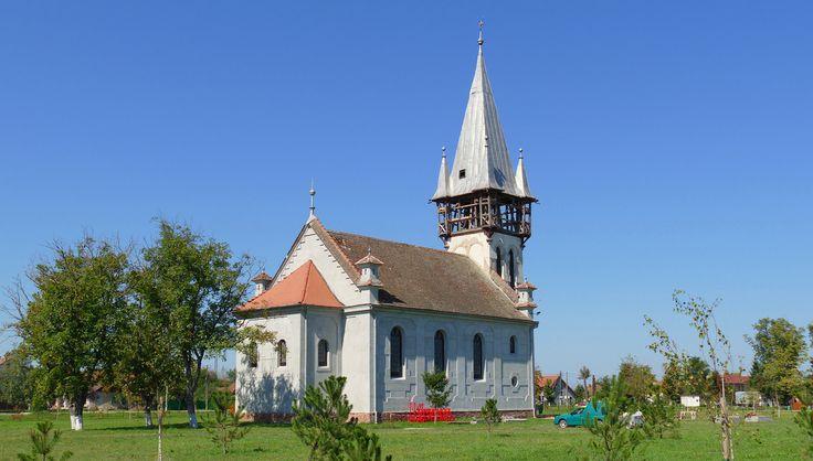 All sizes | Dumbrava Timis Evangelische Kirche | Flickr - Photo Sharing!
