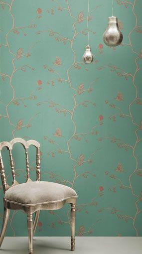 Bird Wallpaper, Designer Wallpapers For Walls | Barneby Gates