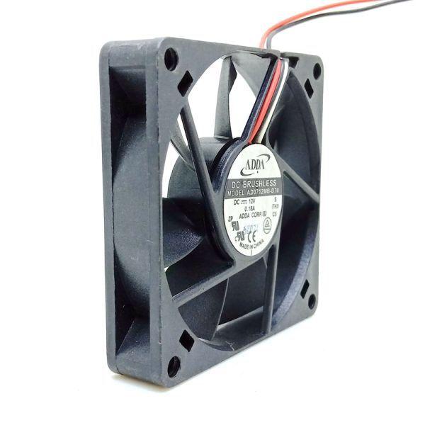 Us 7 99 7015 70mm Cabinets Server Cooling Fan Ad0712mb D70 12v