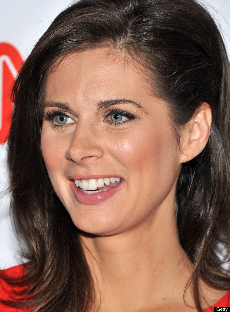Erin Burnett .. I like her CNN show Out Front