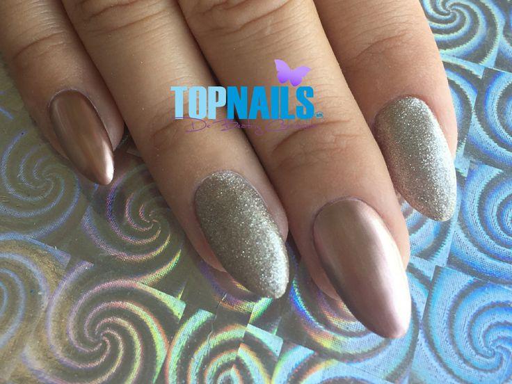 Uñas Acrílicas Pointy (Acrylic Nails Pointy)  Hazte Fans o Me Gusta  en https://www.facebook.com/topnails.cl   www.topnails.cl ☎94243426, saludos Beatriz