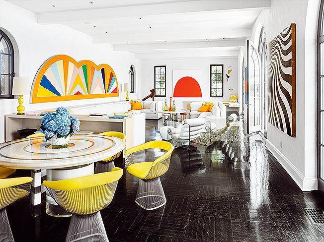 Лайза Перри (Lisa Perry): богемный дом на Лонг-Айленде • Модное место • Дизайн • Интерьер+Дизайн