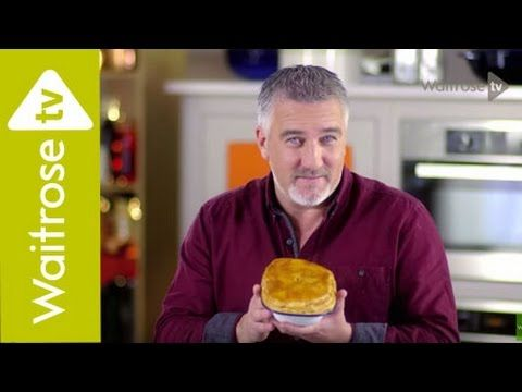 Get Baking with Paul Hollywood | Chicken Pot Pies | Waitrose - YouTube a different method for easy puff pastry. some butter is crumbled into dough, then some frozen grated is folded into dough