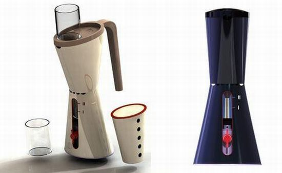 Portable Solar Coffee Maker : Makineta: Ultimate portable coffee maker with gas burner at its base Home, The go and The o jays