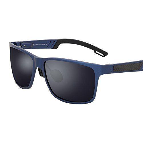 #Duco #Wayfarer #Design #Sonnenbrille #Unisex #Brille mit #Federscharnier, #Metallrahmen 2217 #(Gestell: #Blau, #Gläser: #Grau) Duco Wayfarer Design Sonnenbrille Unisex Brille mit Federscharnier, Metallrahmen 2217 (Gestell: Blau, Gläser: Grau), , ✔ ULTRALEICHTER METALLRAHMEN - Aluminium-Magnesium-Rahmenkonstruktion erzeugt die geeignete Festigkeit und Stabilität durch leichtes Legierungsmetall . Weiche und rutschfeste Silikon-Nasenpolster sichern einen optimalen Tragecomfort., ✔ TAC…