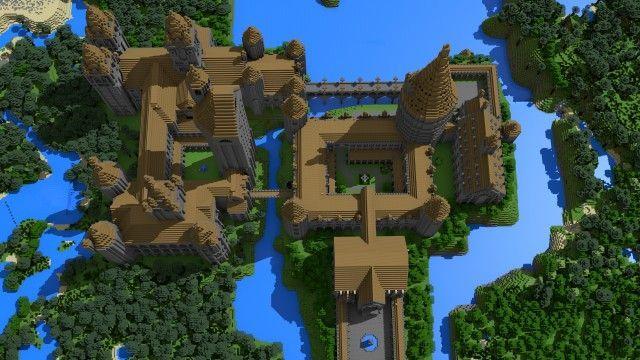 Minecraft Hogwarts Inspo on Pinterest   Minecraft, Hogwarts and ...