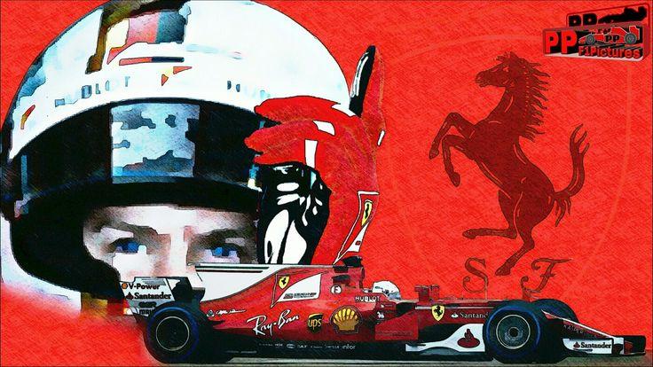 Sebastian Vettel/SF70-H