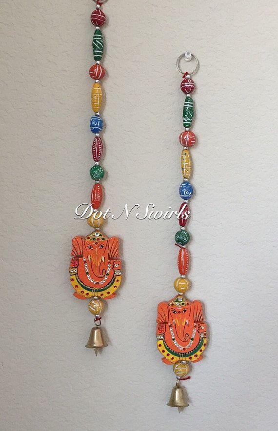 15 door hanging/ lord ganesha/ festive decor/ diwali