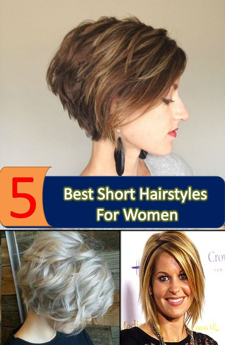 looking for some short hairstyles idea ? well today I have collected 5 best short hairstyles for women, find the best hairstyles for you. don't miss them.