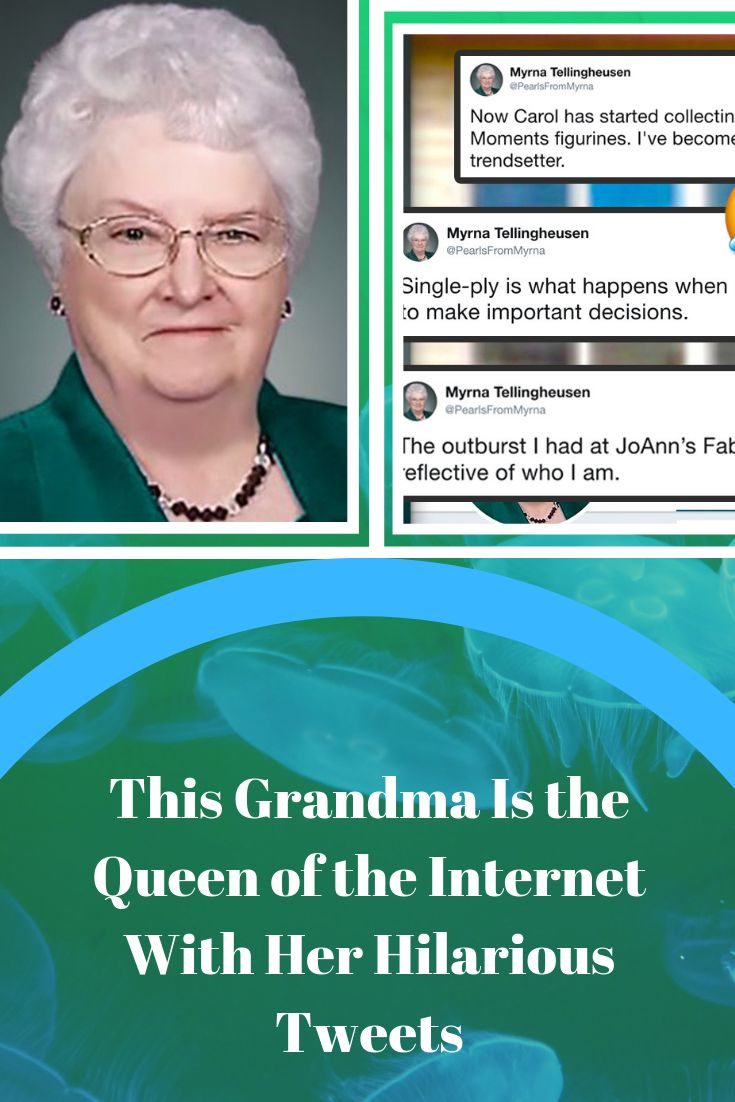 There are a lot of celebrities who make Twitter a fun and hilarious place to be. There are also certain personalities who have become famous on Twitter simply because they are talented at making jokes. A Twitter user, who goes by Myrna Tellingheusen, is exactly one of those people.
