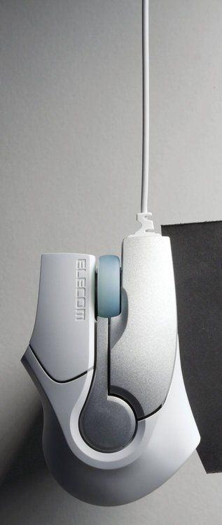 """""""M.A.P.P series"""" (M-MAPP1SM series) [2002-2004]PC mouse designed by """"Masamune Shirow"""" who is a who is a manga artist of """"The Ghost in the S..."""
