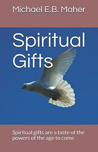 Spiritual Gifts: Spiritual gifts are a taste of the power... https://www.amazon.com/dp/1521706549/ref=cm_sw_r_pi_dp_x_BdkvzbBG8CDJ1
