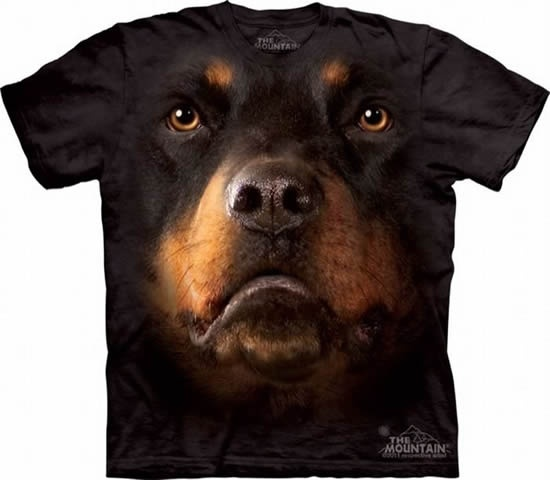 animal tshirts | ... amazingly lifelike 3D animal t-shirts by the Mountain looks better