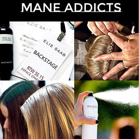 Do You Follow Mane Addicts Yet? Here's Why You Should: She jets around the world to teach hair conferences and style exotic princesses, she counts Katy Pe